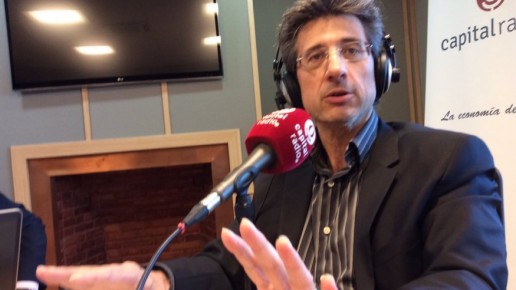 Antonio en Capital Radio